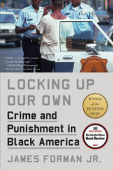 Cover for Locking Up Our Own: Crime and Punishment in Black America